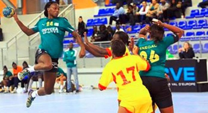 CAN Handball 2018: Les Sénégalaises battent (35-22) les Algériennes et se qualifient en quart