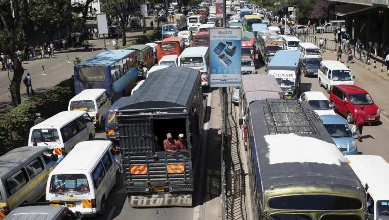 L'Afrique reste le continent le plus touché par la mortalité sur la route