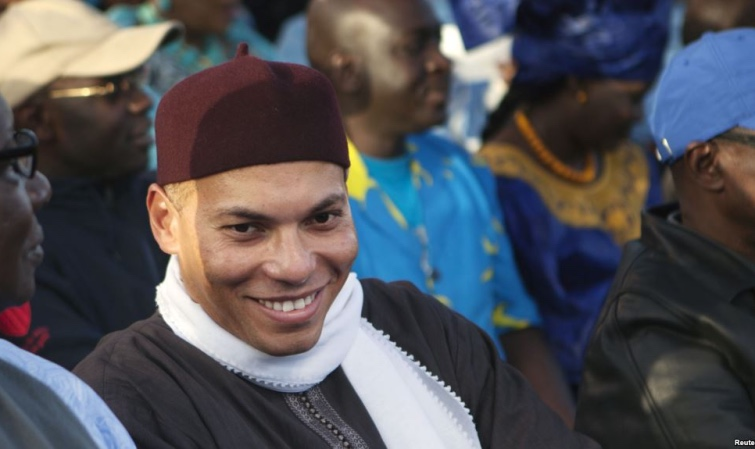 BREAKING - Karim Wade a déposé sa caution à la Caisse des dépôts et consignations