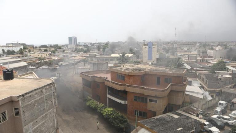 Législatives au Togo: deux morts dans une manifestation de l'opposition
