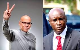 Karim Wade envoie un huissier à Aly Ngouille Ndiaye ce lundi