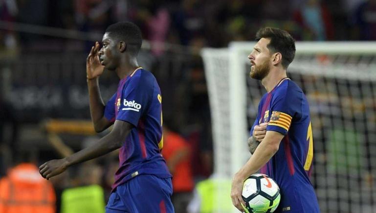 Le double visage d'Ousmane Dembélé irrite le FC Barcelone