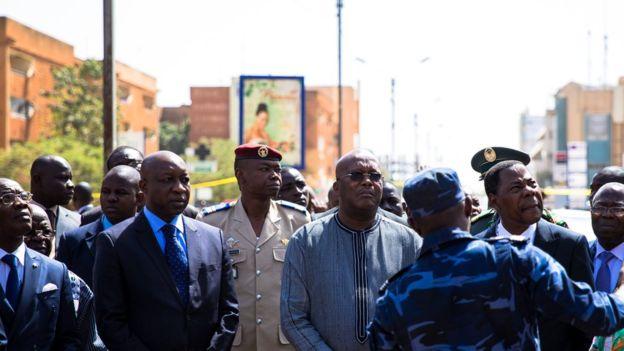 Le 58ème anniversaire du Burkina sous le signe de la sécurité