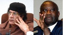 Côte d'Ivoire-Libye : Des Blacks Pour Un Beur Libyen, Des Blancs Pour Un Noir Ivoirien