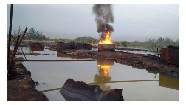Shell et Eni poursuivis par le gouvernement nigérian