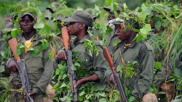 Attaque rebelle au Rwanda : au moins deux soldats et plusieurs rebelles tués.