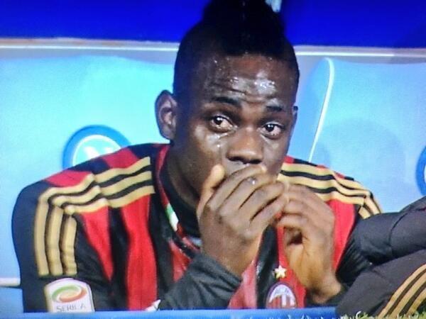OGC Nice : Mario Balotelli n'en peut plus de ses coéquipiers