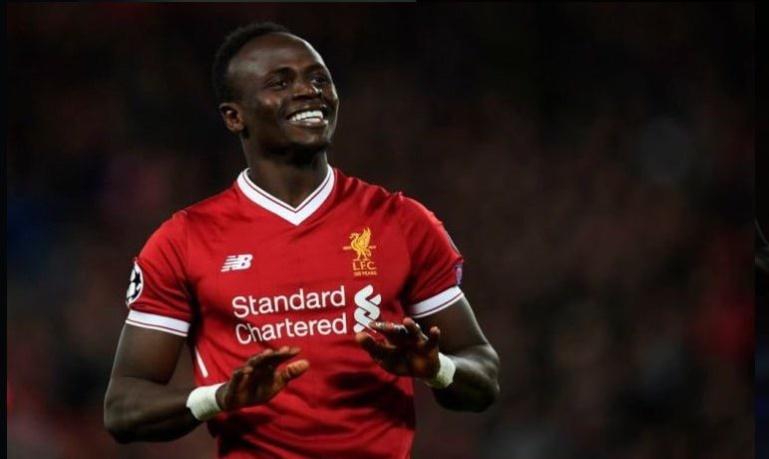 Sadio Mané ouvre le score dans le choc Liverpool-Manchester United