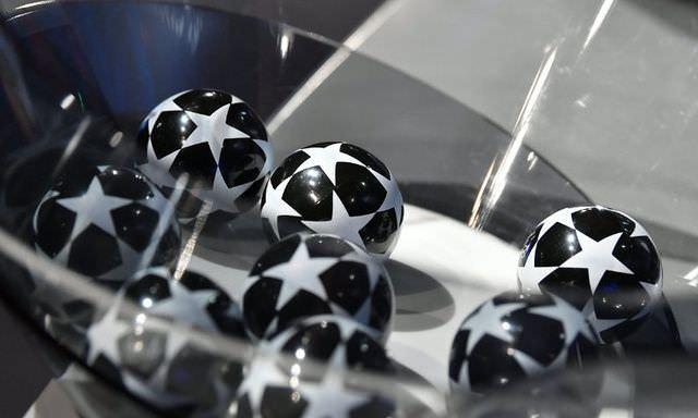 Ligue des Champions  : le tirage des 8es en DIRECT !