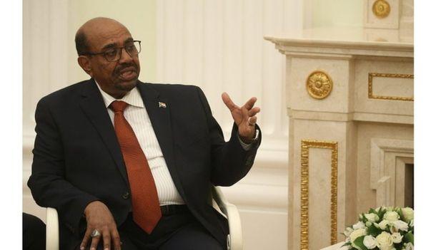 Omar El-Béchir chez Bashar Al-Assad