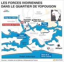 Les forces ivoiriennes purgent un bastion de Gbagbo à Abidjan