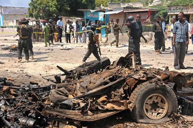 Al-Shabab s'attaque à l'Etat Islamique en Somalie