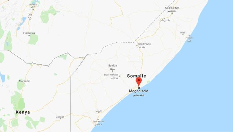 Somalie: un double attentat près du palais présidentiel fait sept morts et une dizaine de blessés à Mogadiscio (police)