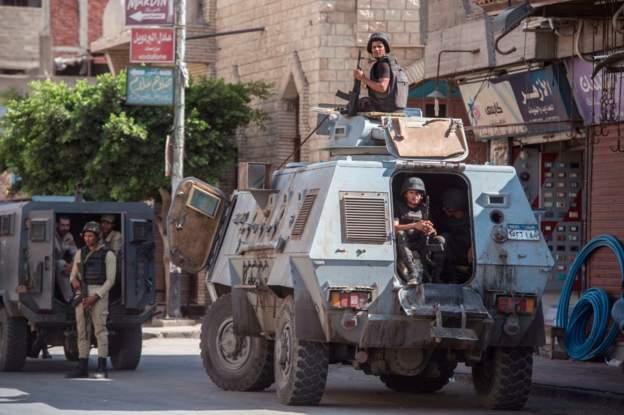 14 djihadistes neutralisés dans le Sinaï