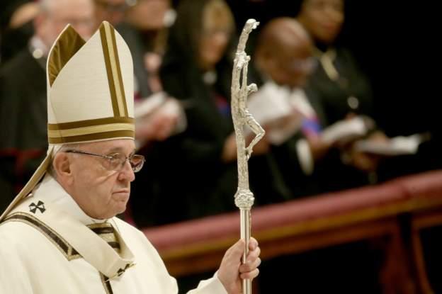 Le Pape François dénonce la 'voracité' de l'homme