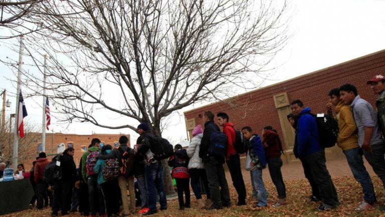 Washington promet des mesures sanitaires après la mort d'un enfant migrant