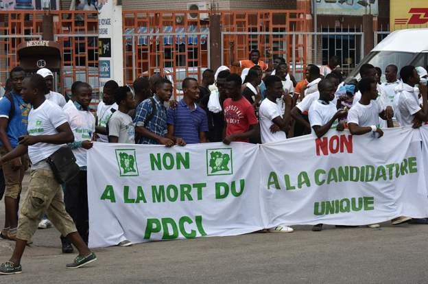 Guerre des nerfs entre le PDCI et le RHDP en Côte d'Ivoire