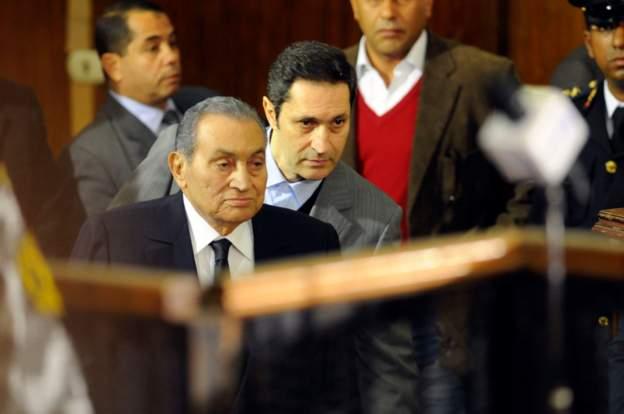 """Hosni Moubarak veut révéler des informations """"sensibles"""""""