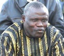 Gaston Mbengue, promoteur de lutte