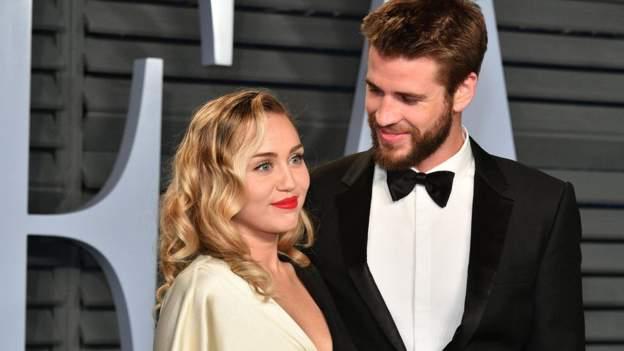 Miley Cyrus mariée !