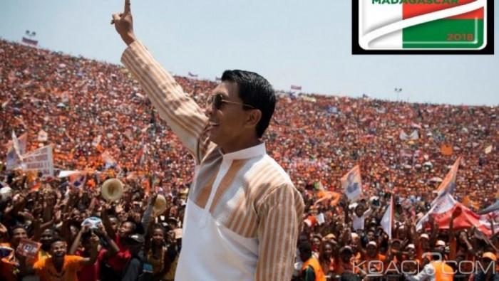 Madagascar : Andry Rajoelina, déclaré vainqueur de la Présidentielle avec 55,66 %