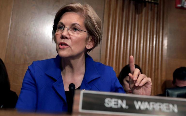 Etats-Unis : Elizabeth Warren, première démocrate à se lancer pour la présidentielle 2020