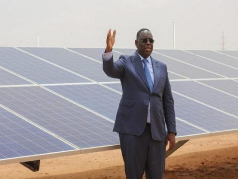 """Macky Sall : """"La production d'énergie est passée de 500MW en 2012 à …"""""""