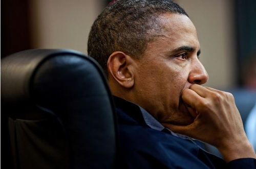 PHOTOS - Opération pour tuer Ben Laden: Le coup de poker gagnant de Barack Obama