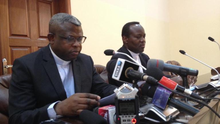 RDC: la Cenco dit connaître le résultat de la présidentielle