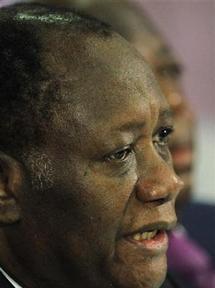 L'élection de Ouattara finalement proclamée en Côte d'Ivoire