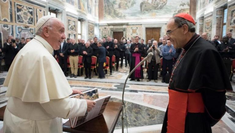 Pédophilie: avec le procès Barbarin, la hiérarchie de l'Eglise face à la justice