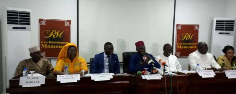 Parrainage: Les 7 observateurs de la société civile listent les limites du Conseil constitutionnel
