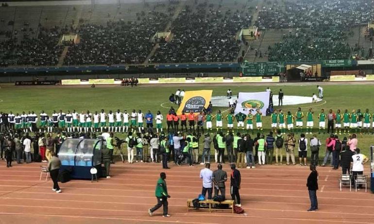 CAF AWARDS :Les Légendes Africaines battent les lions de  2002, 3-2