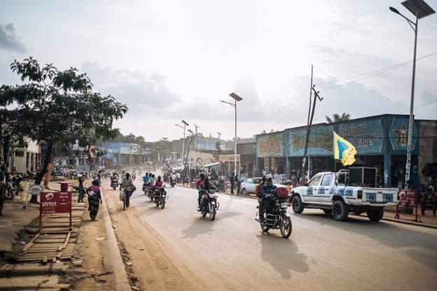 Huit civils tués dans l'est de la RDC