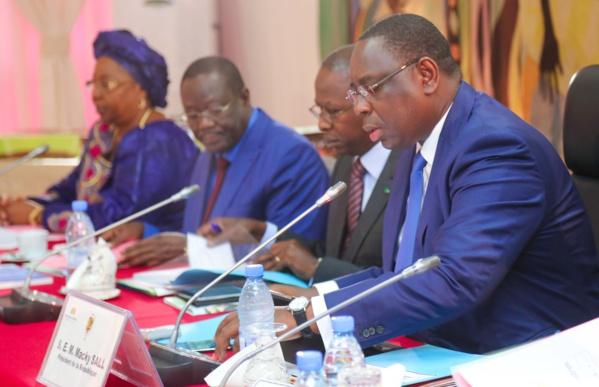 Conseil des ministres de ce mercredi : Macky ordonne l'indemnisation intégrale des impactés du TER