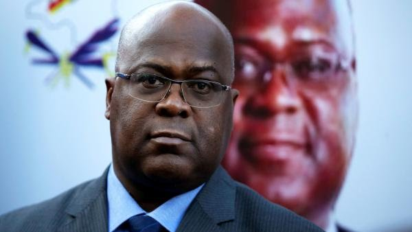 RDC: l'opposant Félix Tshisekedi proclamé vainqueur de la présidentielle