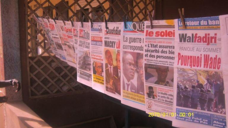 Journalisme, c'est devenu quoi ce boulot au Sénégal ?