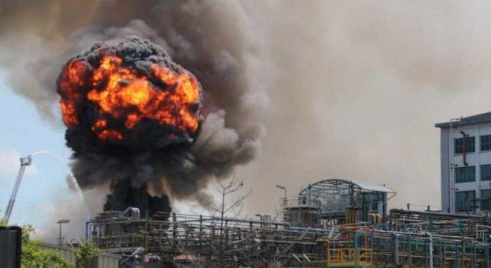 Il n'y a pas eu de mort dans l'explosion de l'usine Indel de Diamniadio