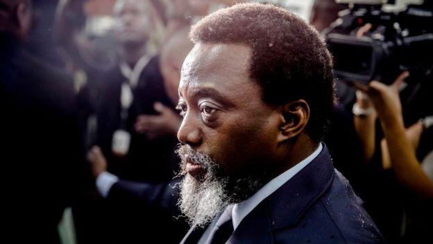 Joseph Kabila devient sénateur à vie, aux termes de la Constitution