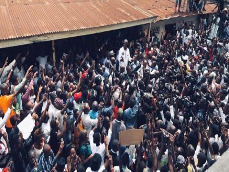 Elections en RDC : 120 partisans de Martin Fayulu arrêtés à Kasenga