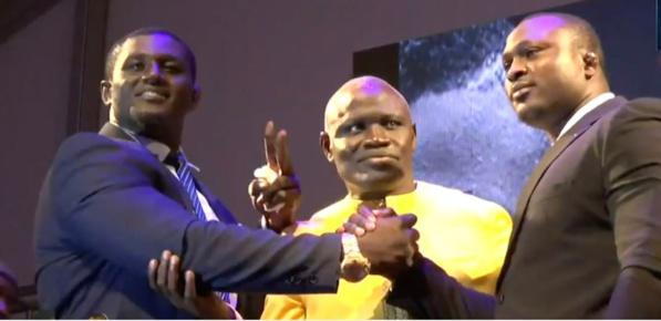 Gaston Mbengue dément : «non le combat ne sera pas retransmis à la télé «