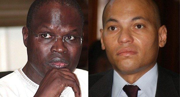 Fin du «suspense» : Karim Wade et Khalifa Sall recalés par le Conseil constitutionnel