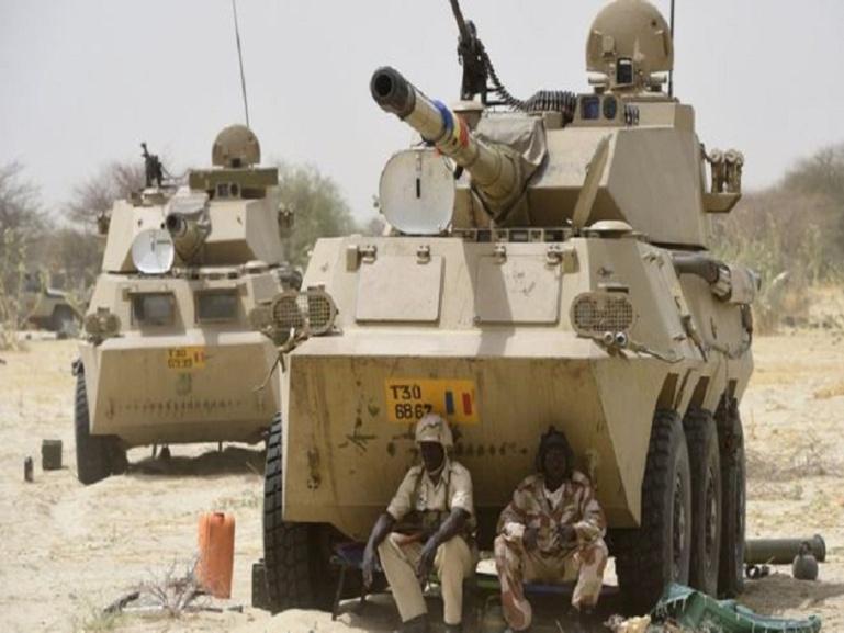 Violents combats entre rebelles au Tchad