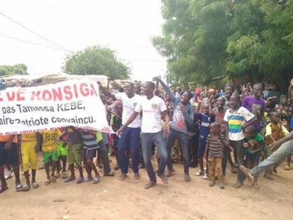 Yélimané-Konsiga : plus de 90 personnes arrêtées pour opposition à l'autorité du maire Tamassa Kébé