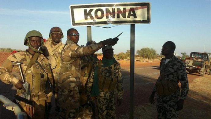 Bataille de Konna : six ans, jour pour jour, le film des événements