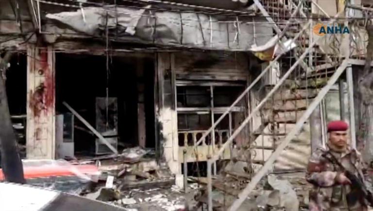 Syrie: 16 tués dont quatre Américains dans un attentat-suicide à Manbij