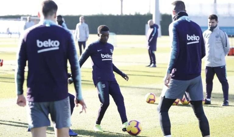 FC Barcelone : Messi, Dembélé…Moussa Wagué raconte ses duels à l'entraînement