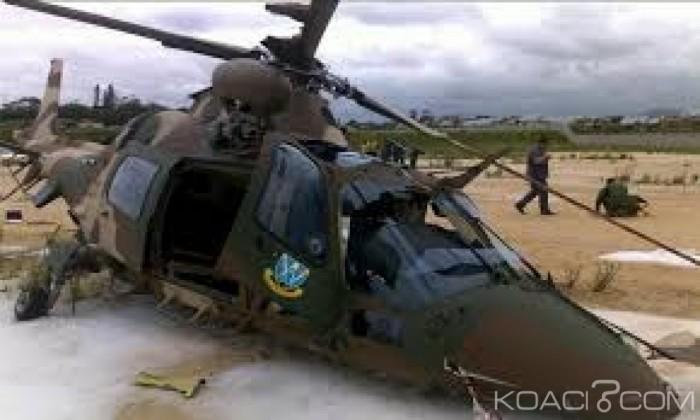 Nigeria : Crash d'un hélicoptère de l'armée lors d'une attaque de Boko Haram fait 5 morts