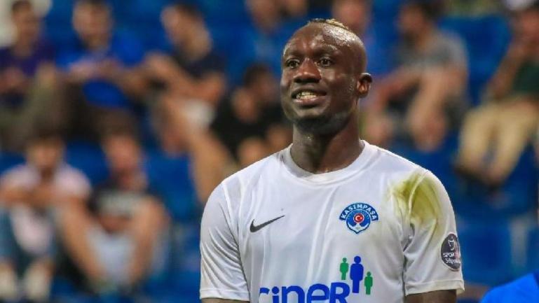 Coupe de Turquie-Kasimpasa: Mbaye Diagne se fait exclure en toute fin de match