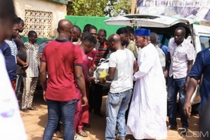 Ghana : Le journaliste Ahmed Hussein-Suale inhumé, la FIFA réclame justice